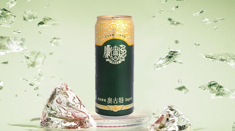 青岛啤酒奥古特 500ml(12瓶装)